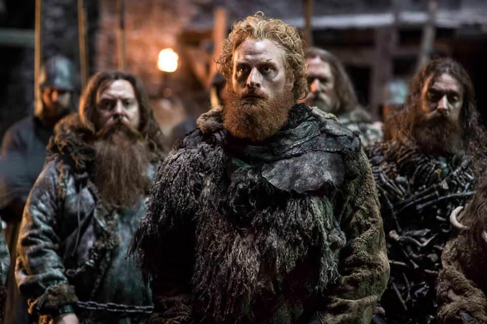 Kristofer Hivju as Tormund Giantsbane– photo Helen Sloan/HBO