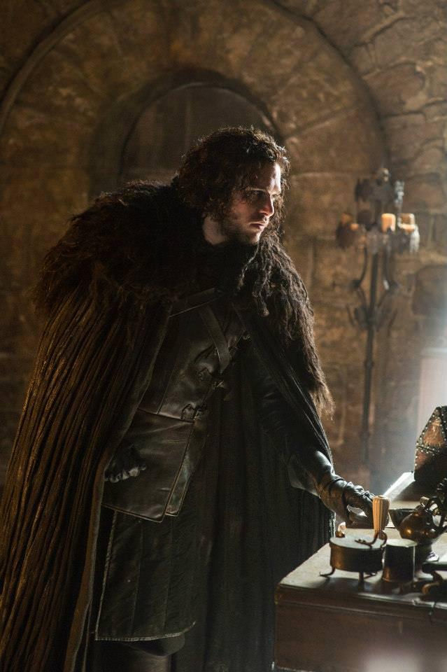 Kit Harington as Jon Snow – photo Helen Sloan/HBO