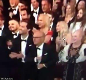 Michael Keaton en los Oscar 2015