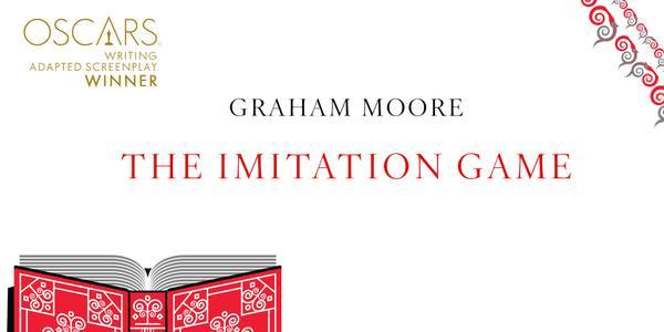 Imagen Promocional de los Premios Oscar a Mejor Guión Adaptado para The Imitation Game