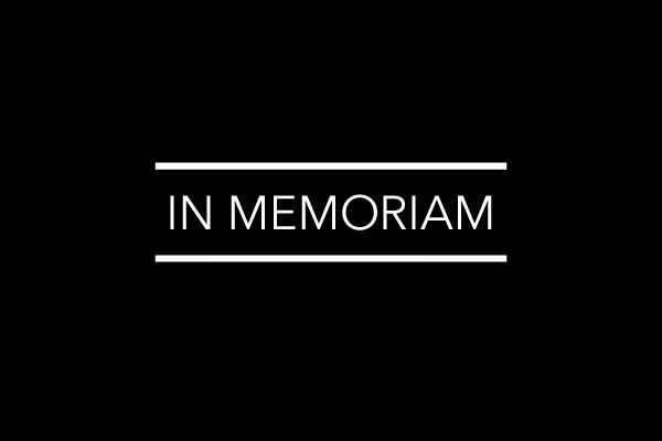En Memoria en el Oscar 2015