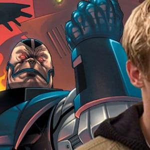 Ben Hardy X-MEN: Apocalypse