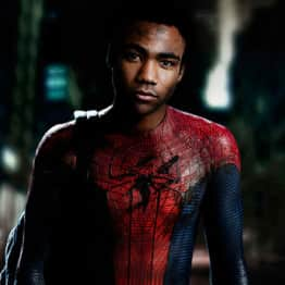Donald Glover Spider Man
