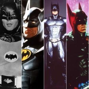 Evolución de Batman en el Cine