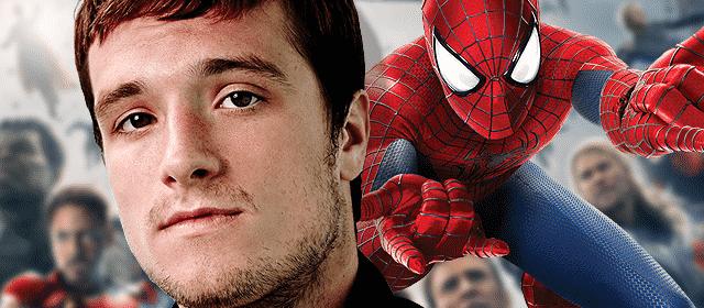 Josh Hutcherson Spider Man