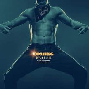 "Primer póster de ""Magic Mike XXL"", con Channing Tatum"
