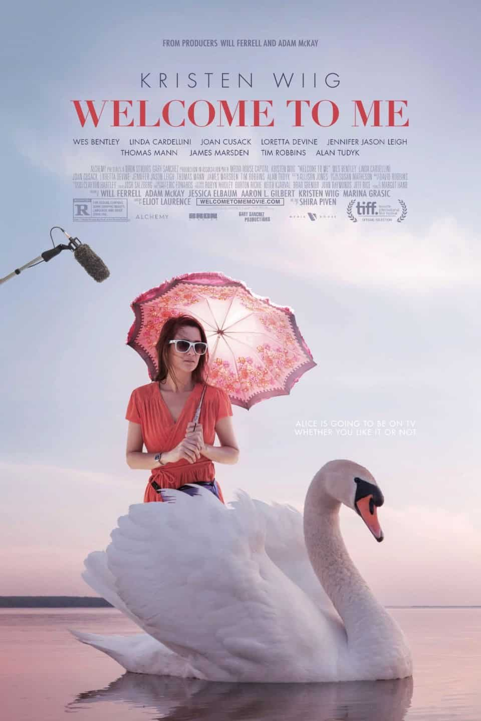 """Trailer para """"Welcome to me"""" con Kristen Wiig #welcometome"""
