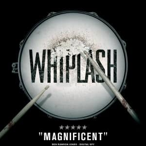 Whipash Alternative Poster