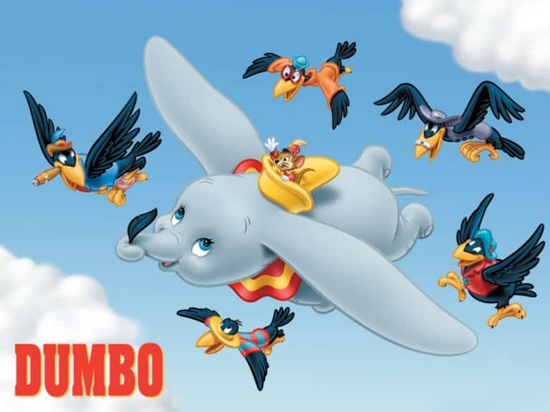 Dumbo con Tim Burton