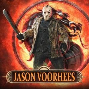 Jason Voorhees MOTAL KOMBAT X