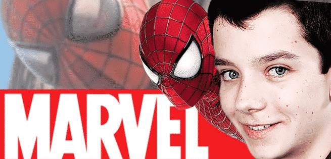 Asa Butterfield Spider Man