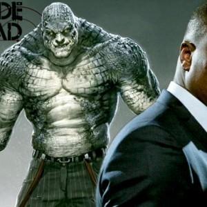 Adewale Akinnuoye-Agbaje Killer Croc