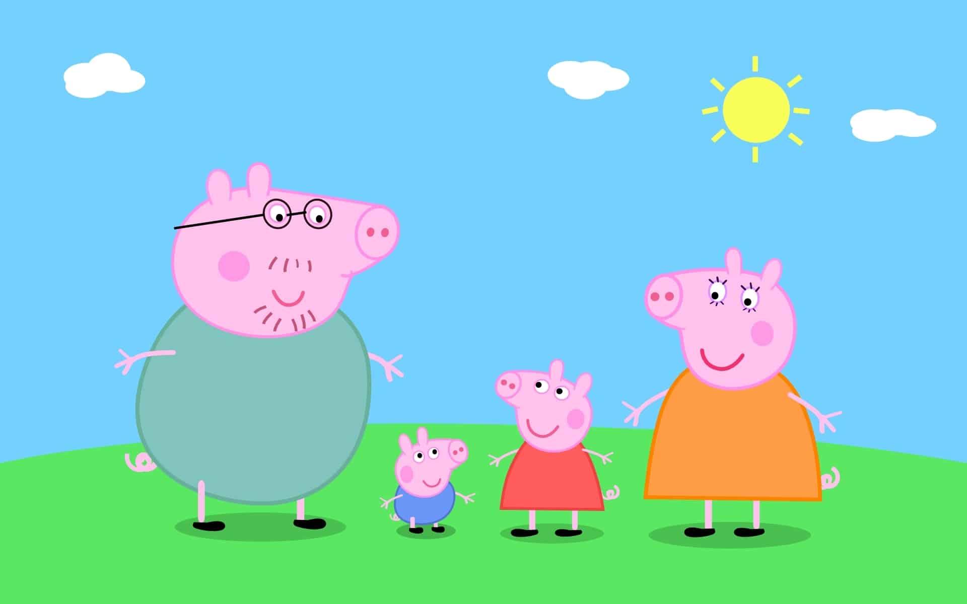 Peppa Pig / Astley Baker Davies Ltd
