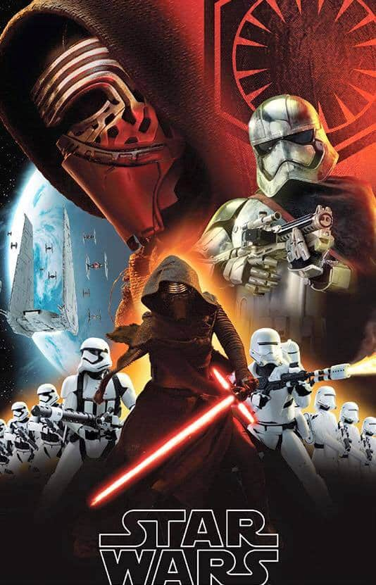 Nuevos Posters the force awakens (1)