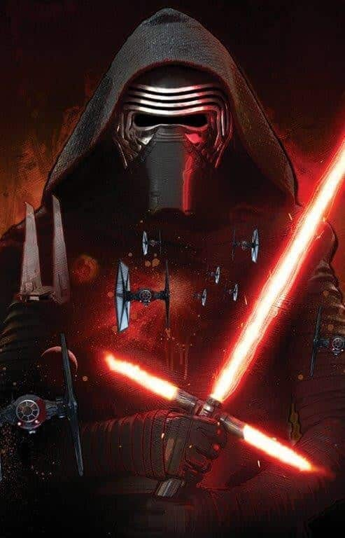 Nuevos Posters the force awakens (2)