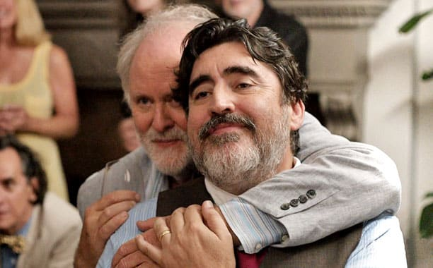 John Lithgow y Alfred Molina en 'Love is Strange'. © 2014 - Sony Pictures Classics