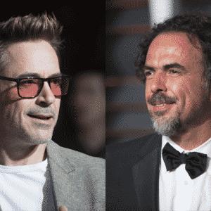 Robert Downey Jr alejandro-gonzalez-inarritu