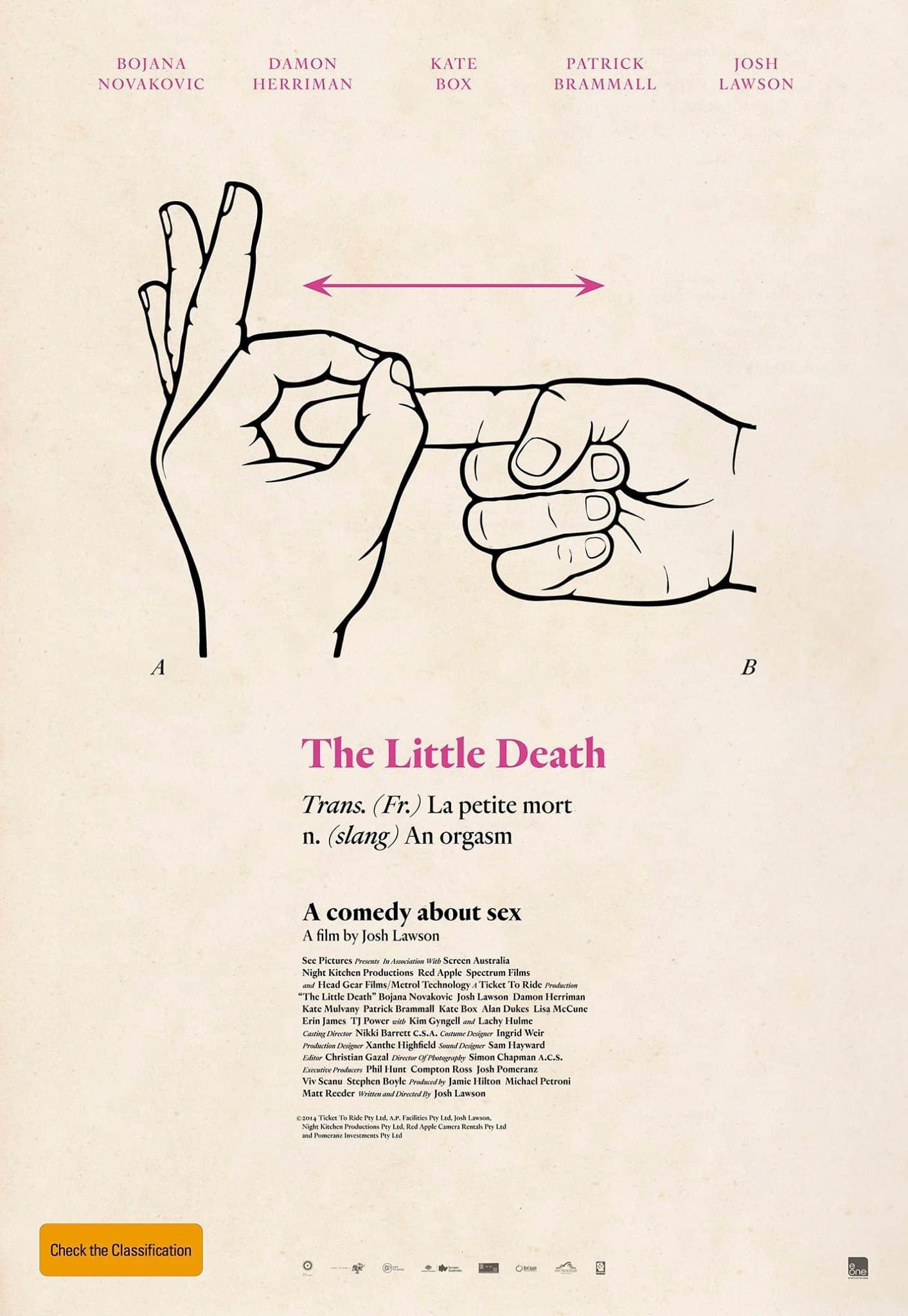 La muerte Chiquita The Little Death de Josh Lawson