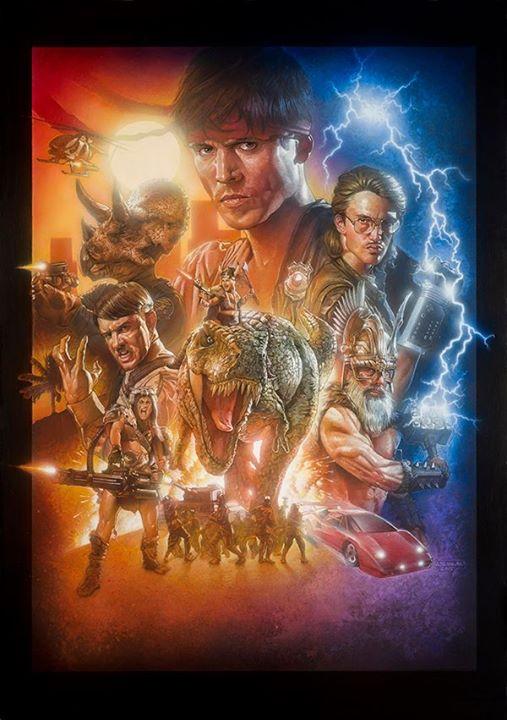 Kung Fury de Laser Unicorns