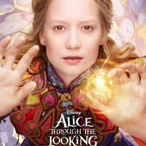 Alice Through the Looking Glass - Mia Wasikowska es