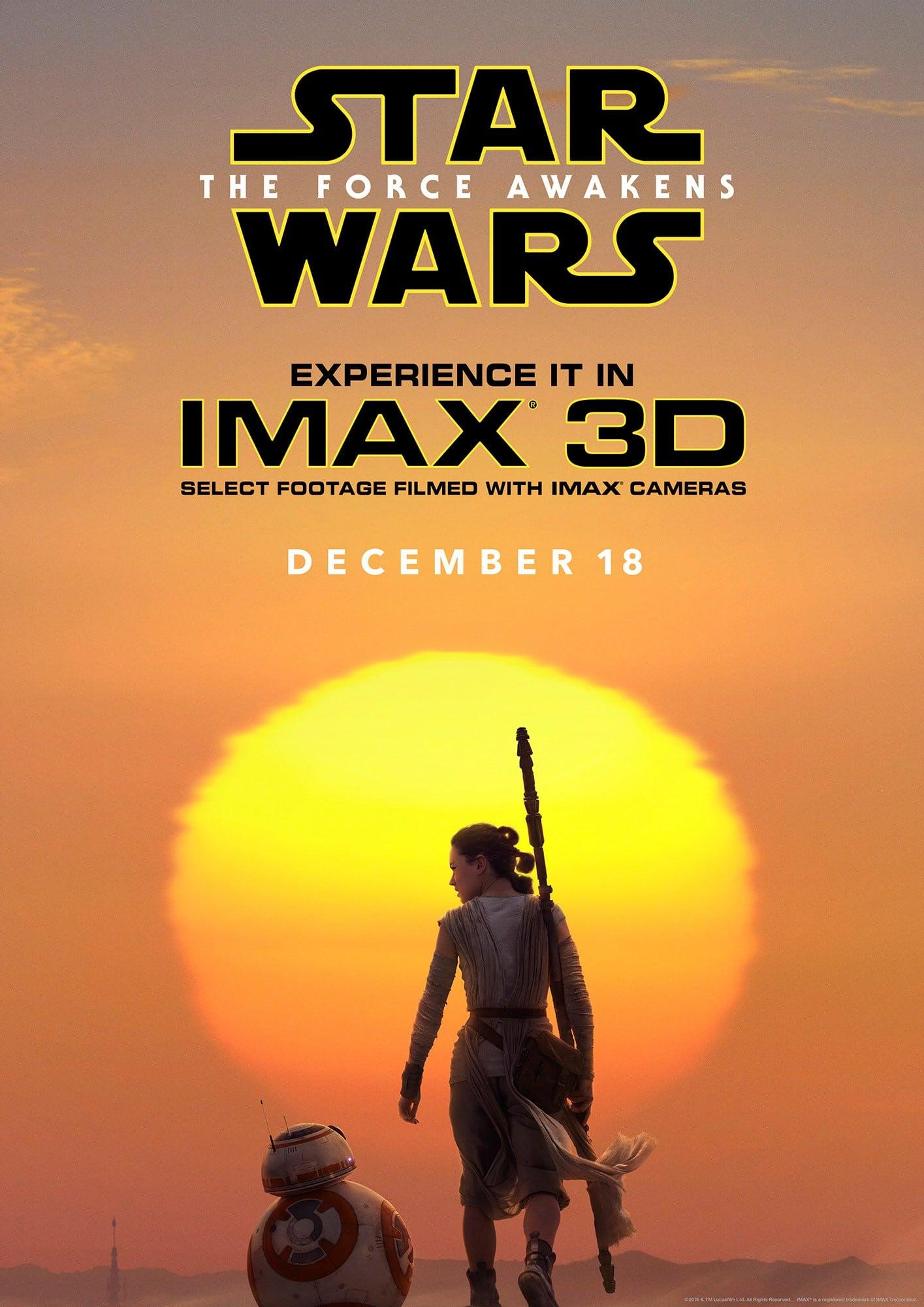 Force Awakens Imax