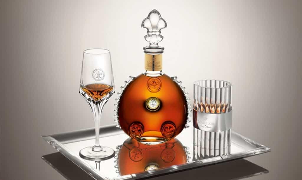El cognac Louis XIII financió está película que será vista hasta el año 2115