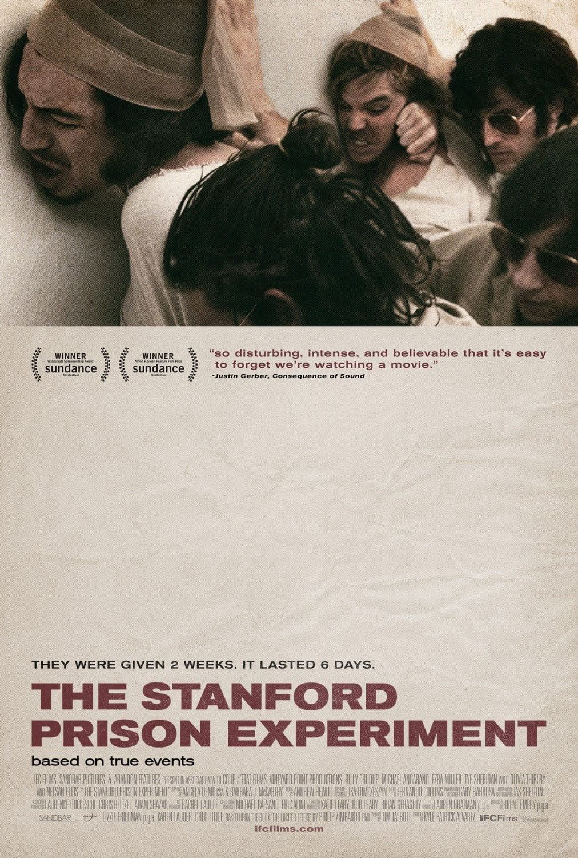 'The Stanford Prison Experiment' inquietante mirada a la naturaleza humana