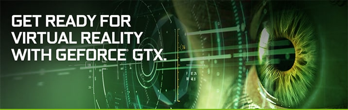 geforce gtx virtual reality