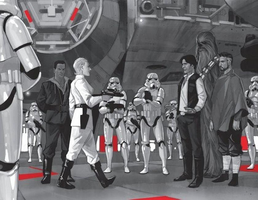 ¿Quién será el joven Han Solo en su spin off?