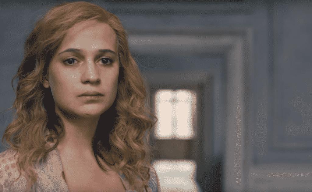 Alicia Vikander como Gerda en 'La Chica Danesa' (The Danish Girl). © 2015 - Focus Features