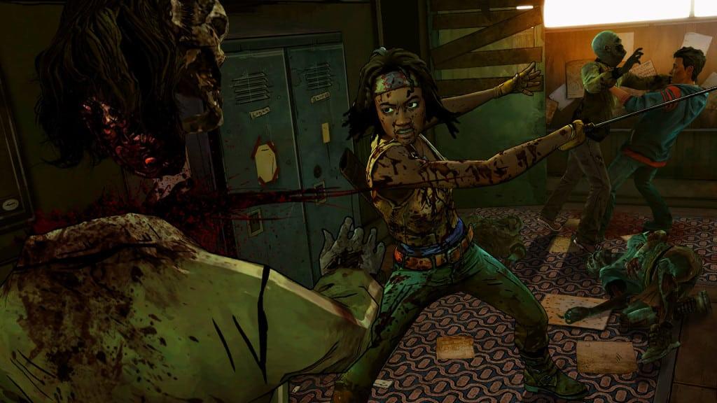 The Walking Dead: Michonne – A Telltale Miniseries