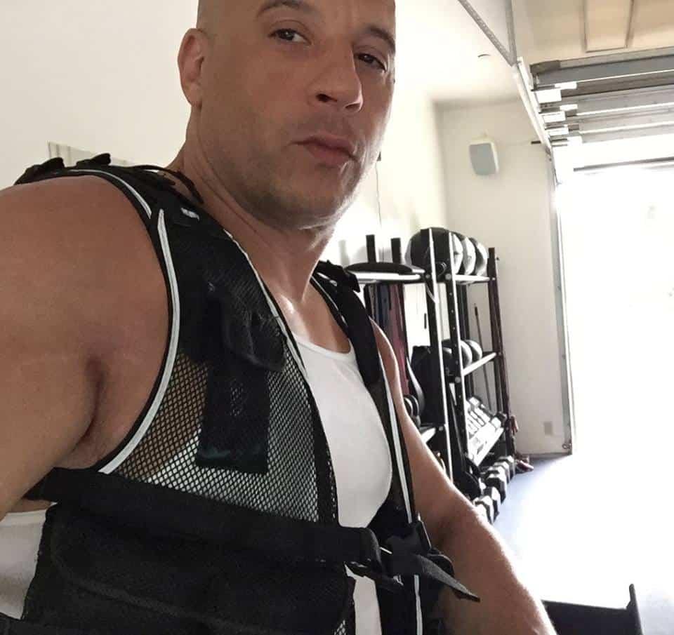 Vin Diesel - Vídeos y nuevas imágenes de XXX: The Return of Xander Cage