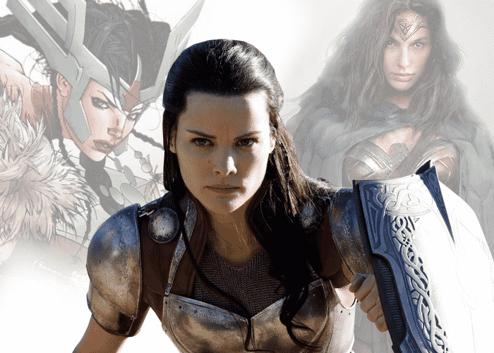 Jaimie Alexander Sif Wonder Woman