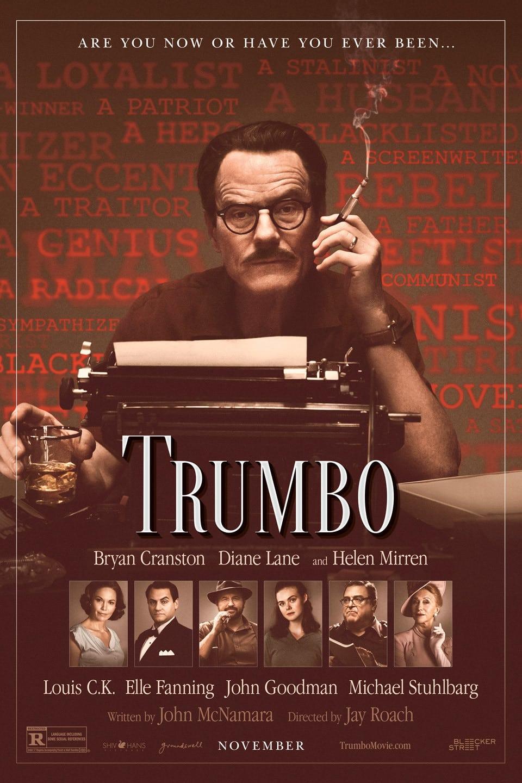 'Trumbo' convincente, astuto y divertido viaje en el tiempo
