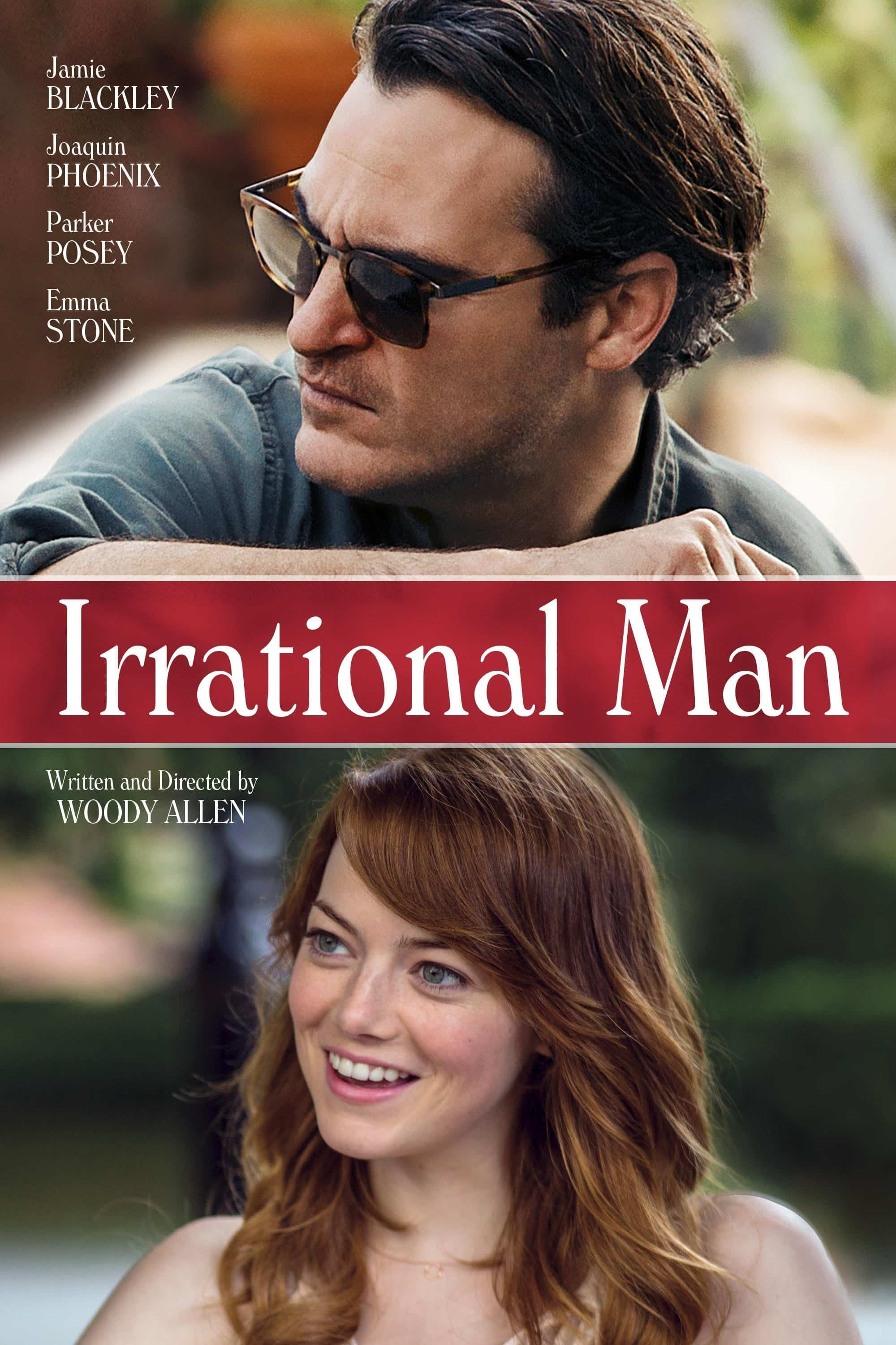 'Irrational Man' la más reciente marca registrada de Woody Allen