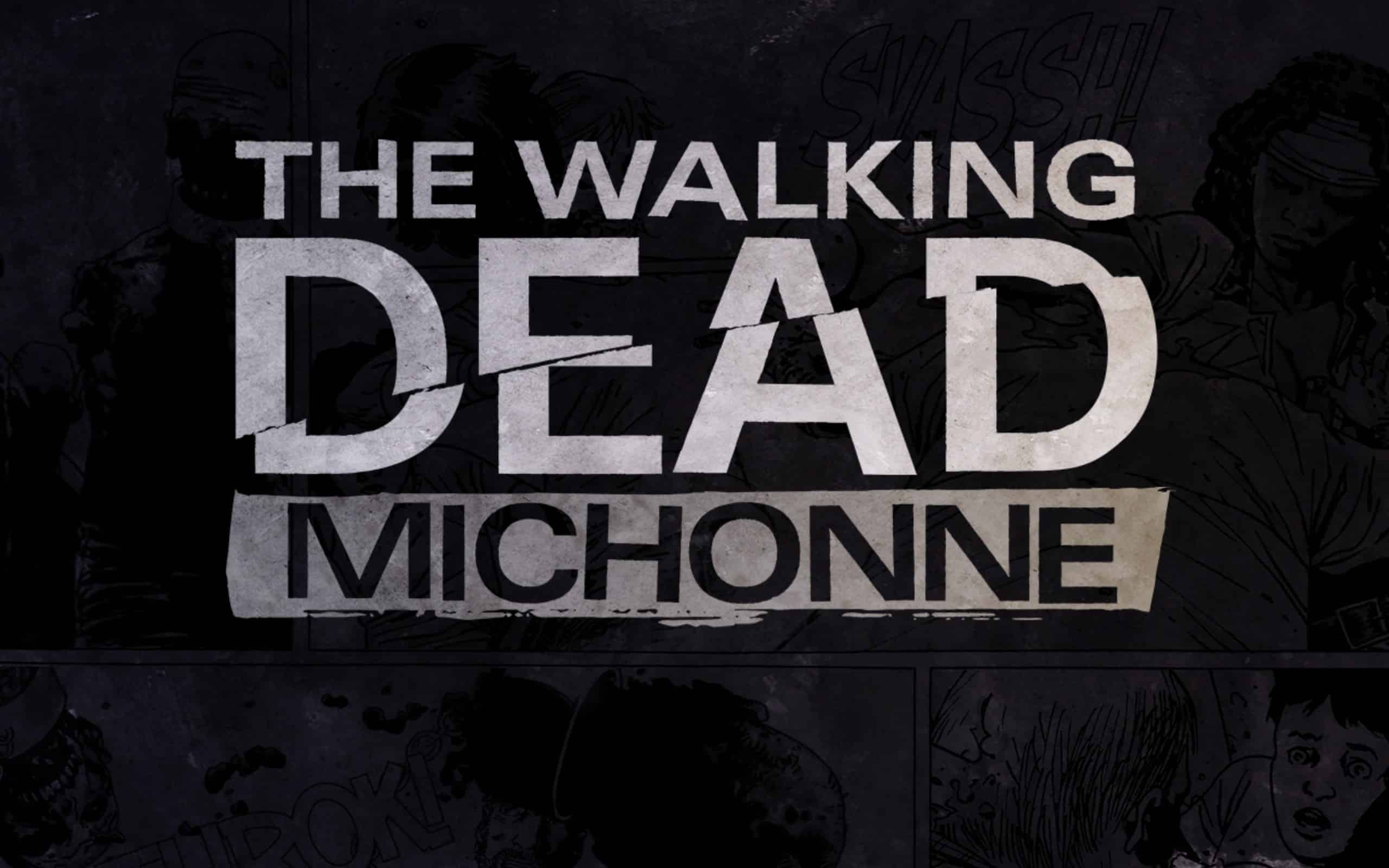"The Walking Dead - Michonne ""Give No Shelter"""