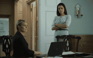 Neve Campbell en House of Cards