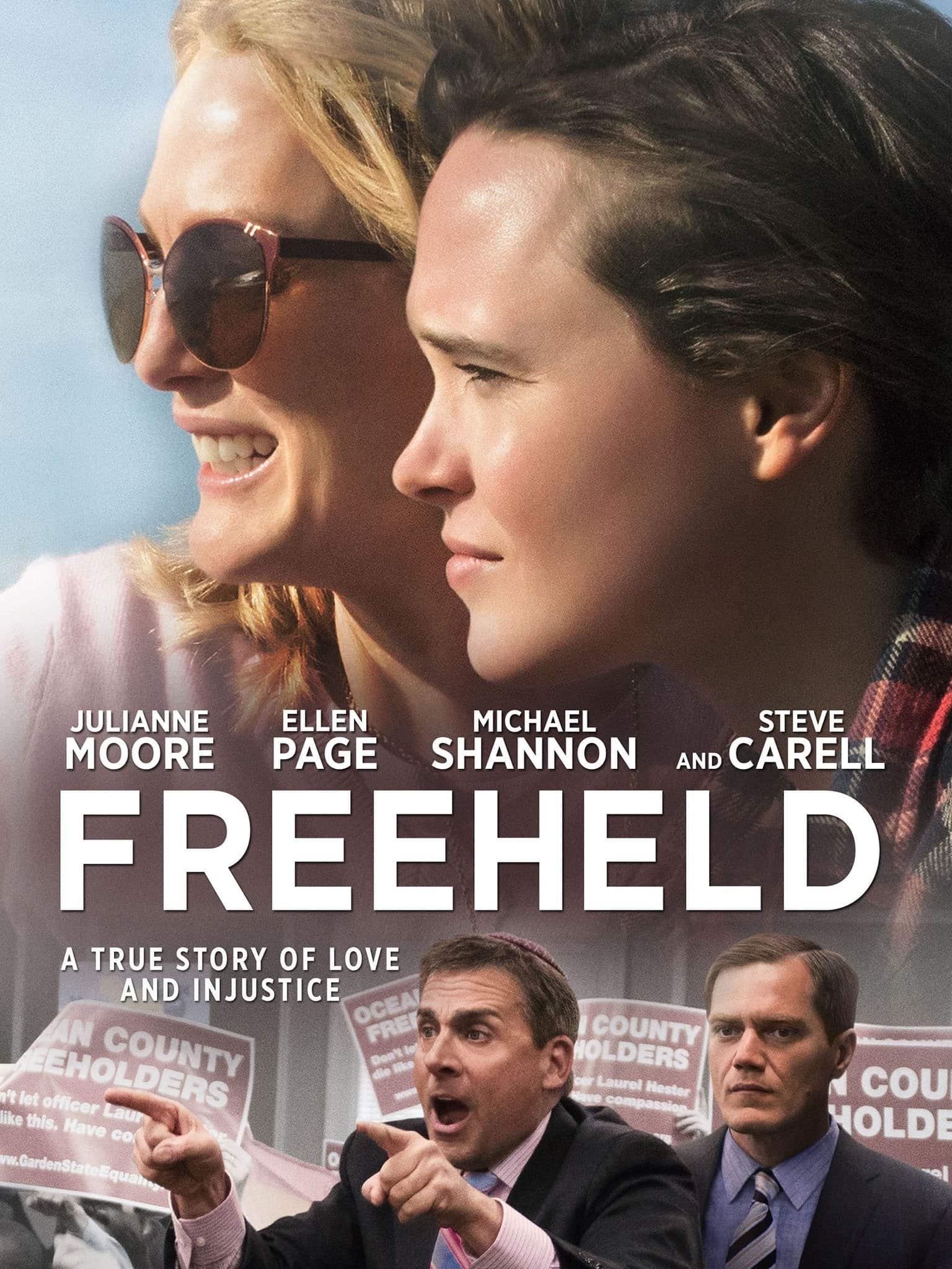 'Freeheld' bien en intención, no tanto en ejecución