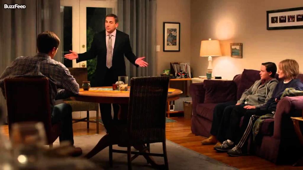 Michael Shannon, Steve Carell, Julianne Moore y Ellen Page en la cinta 'No Sin Ella' (Freeheld). En cines 04 de marzo.