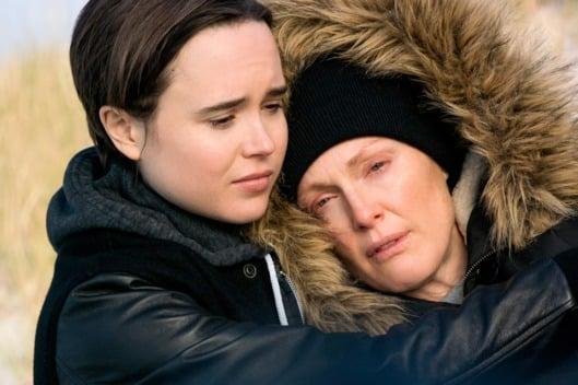 Ellen Page y Julianne Moore protagonizan la cinta basada en hechos reales, 'No Sin Ella' (Freeheld), en cines 04 de marzo.