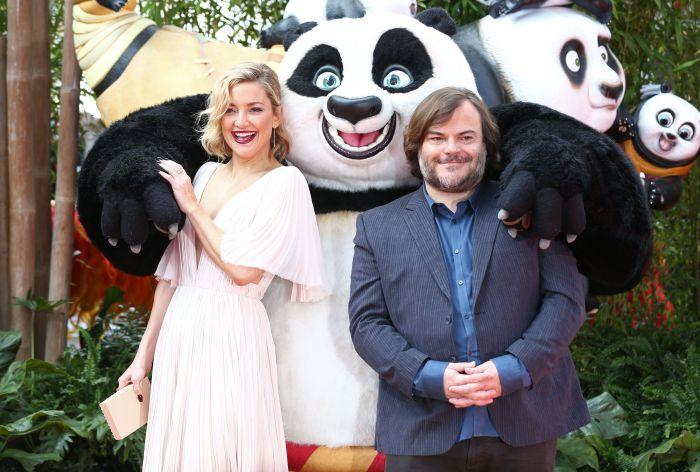 'Kung Fu Panda 3' film premiere, London, Britain - 06 Mar 2016