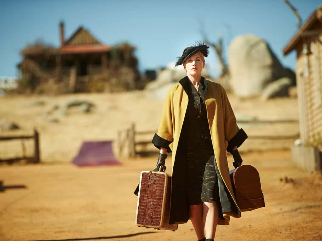 Kate Winslet en la cinta, 'The Dressmaker'. (2015).
