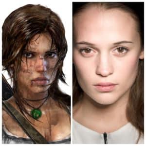 Alicia Vikander es la nueva Lara Croft para el reinicio de Tomb Raider.