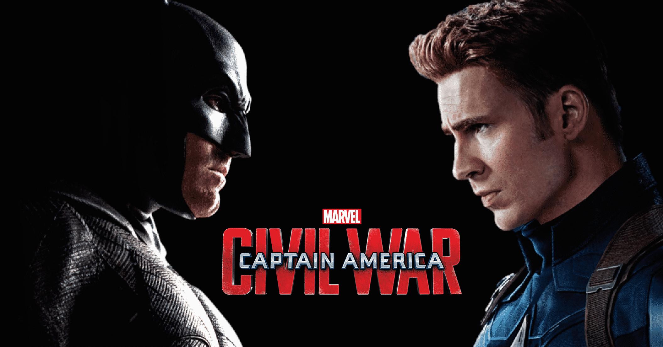 Batman v Superman, Captain America: Civil War