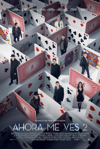 Now You See Me: The Second Act - PÓSTER EN ESPAÑOL