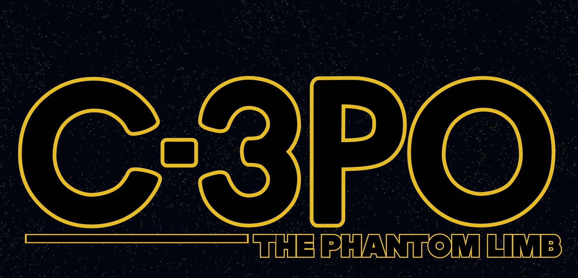 C-3P0 y el miembro fantasma #StarWars #elDespertardelafuerza #c3po