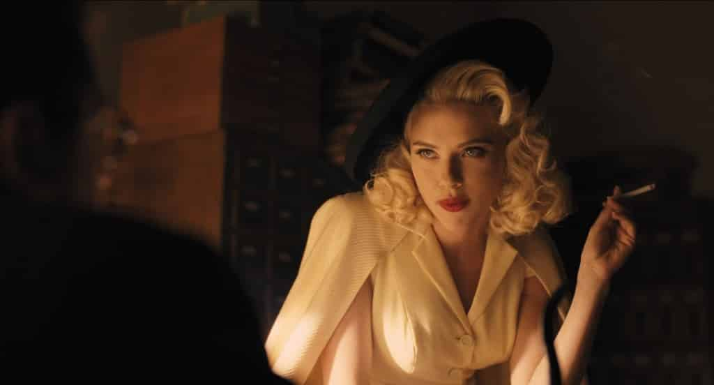 Scarlett Johansson en '¡Salve, César!' (Hail, Caesar!). © 2015 - Universal Pictures