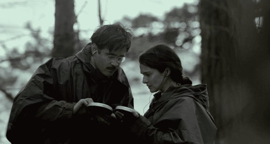 Colin Farrell y Rachel Weisz en la cinta 'La Langosta' (The Lobster). Photo by Despina Spyrou.
