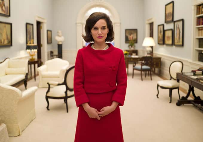 Natalie Portman enloquece con biopic 'Jackie'