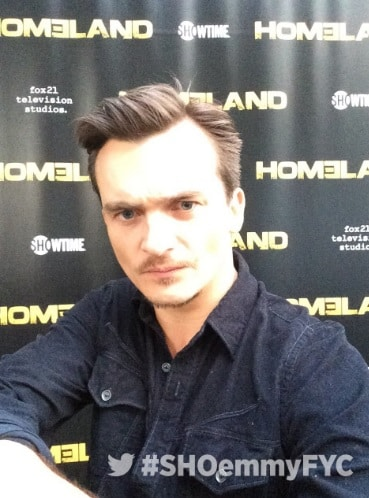 Rupert Friend, Showtime